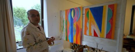 O slikarstvu Mateja Metlikoviča