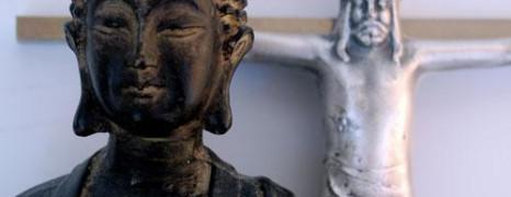 Budizem in krščanstvo
