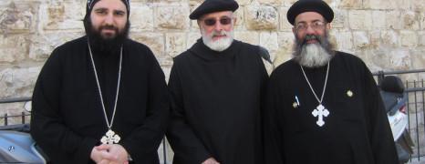 Koptsko meništvo