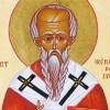 Irenej Lyonski: v prvi bojni vrsti ortodoksije